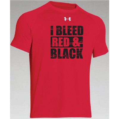 RoughRider I Bleed... Men's Locker T