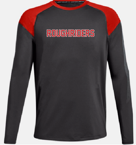 Youth Roughrider Raid Long Sleeve Tee