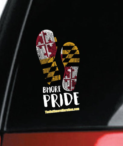 BMORE Pride Decal
