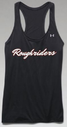 Black Roughrider Tech Tank