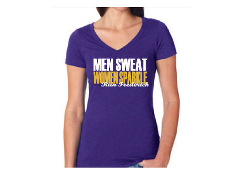 Frederick Men Sweat, Women Sparkle