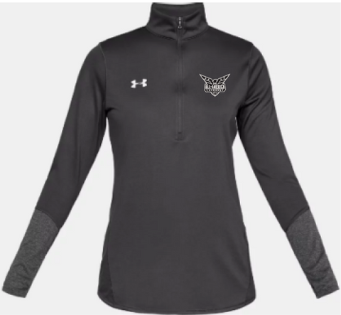 Women's UA Tech 1/2 Zip Long Sleeve