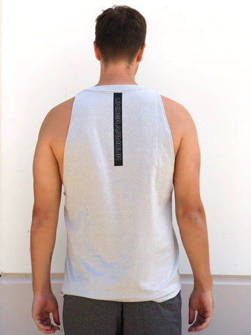 Mallet & Claw - Men's Gray Tank