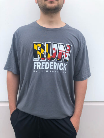 M's Cotton Run Fred Tee