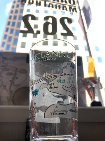 ORF Map Glass
