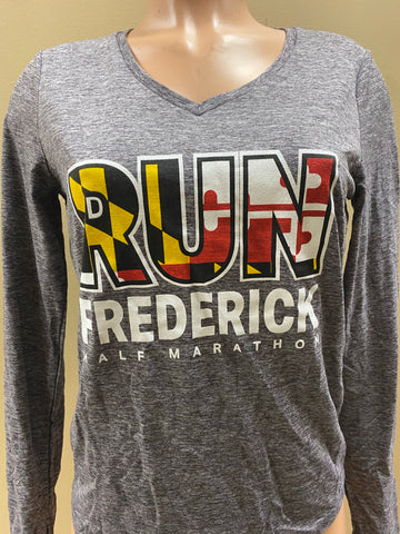 Women's Run Frederick 13.1 Long sleeve