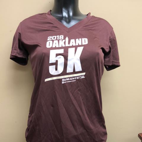 Women's 2018 5k Race Shirt