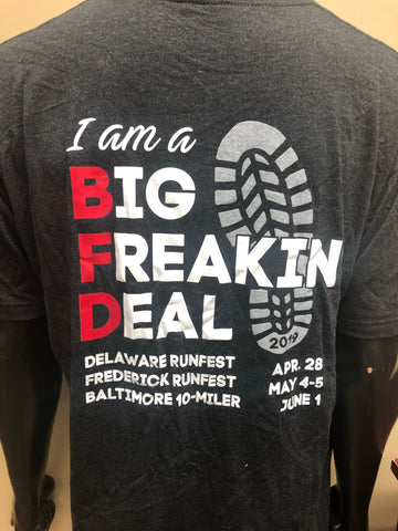 2019 BFD Big Freaking Deal Cotton T