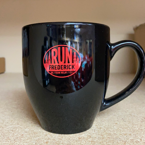 Run Frederick Coffee Mug
