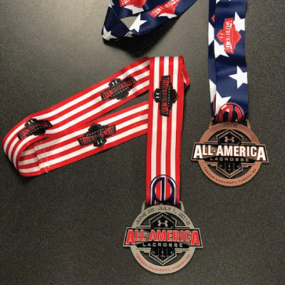 2018 UAAA Replacement Medals