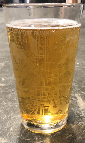 BRF Map Glass