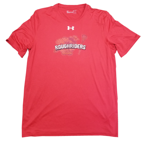 UA Roughrider Locker Tee 2.0 - Red