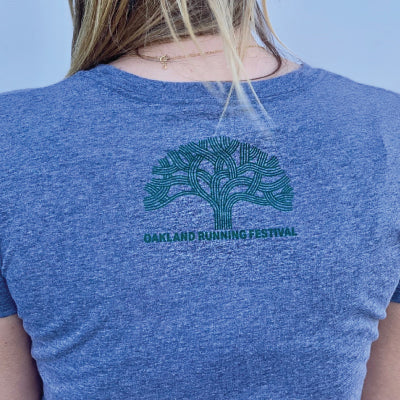 Run Oakland Women's Tee