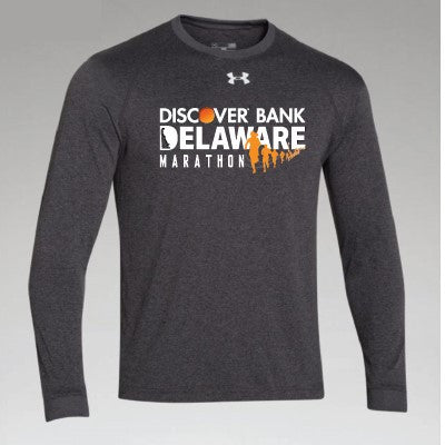 2017 Men's and Women's Delaware Marathon Race Shirt