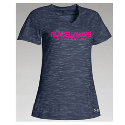 Women's Delaware 1st Place Since 1787 Stadium V-Neck