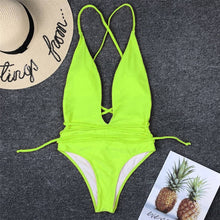 Load image into Gallery viewer, LA One Piece Swim Suit