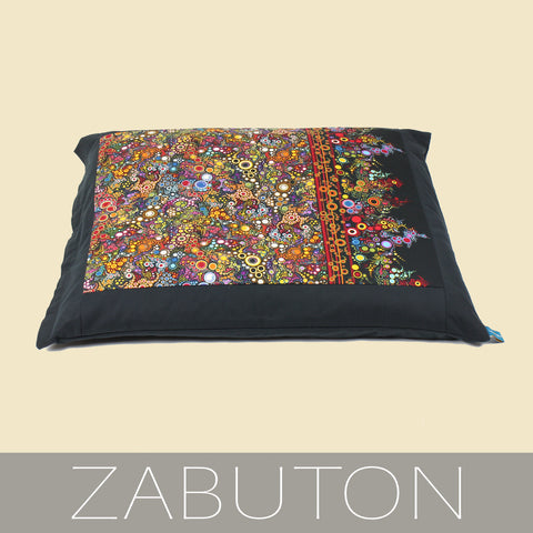 Square Zabuton Meditation Pillow