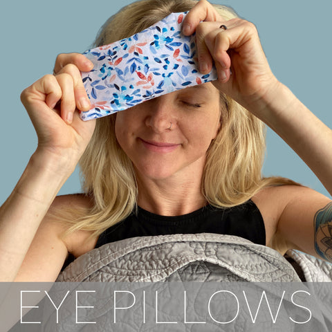 Eye Pillows for Yoga & Meditation