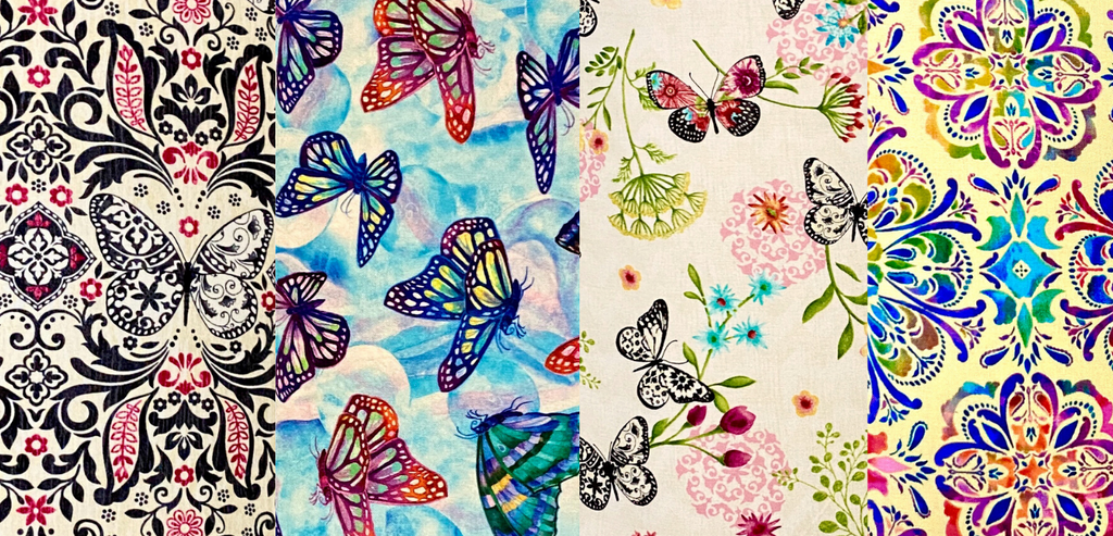 Summer 2020 Fabric Collection Inner Space Yoga Supplies