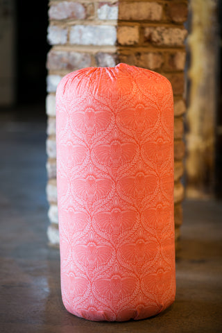 Deity Orchid Round Bolster