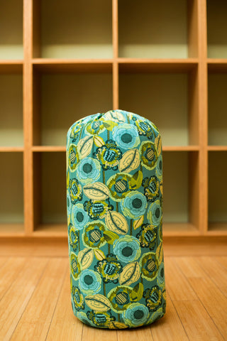 Coco Bloom Round Bolster