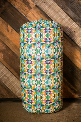 Prismatic Oval Bolster