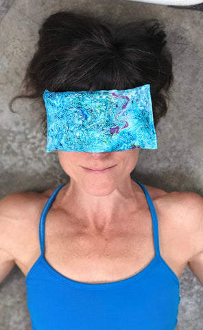 Chromatic Eye Pillow