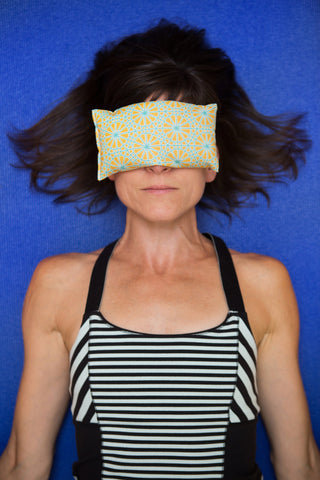 Butternut Eye Pillow