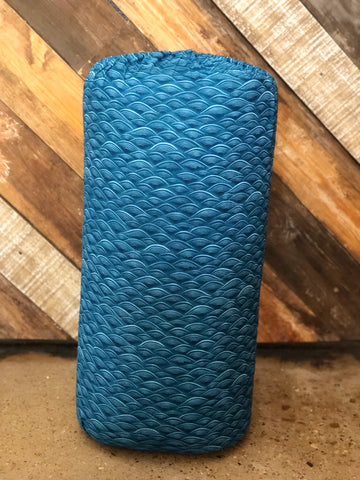 Waves Oval Bolster