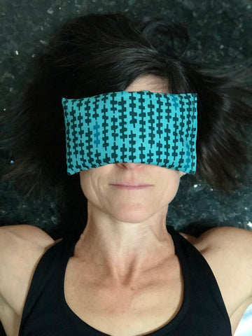 Reef Eye Pillow