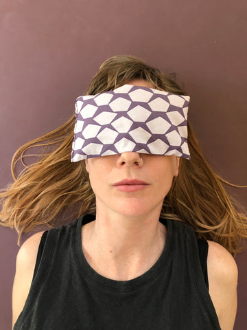 Pentagon Eye Pillow