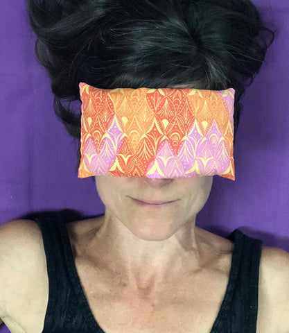 Summer Solstice Eye Pillow