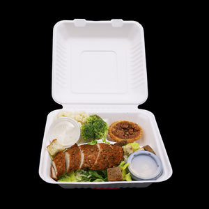 Cajun Chicken Caesar Salad Lunch Box