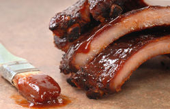 Rack of BBQ Back Ribs