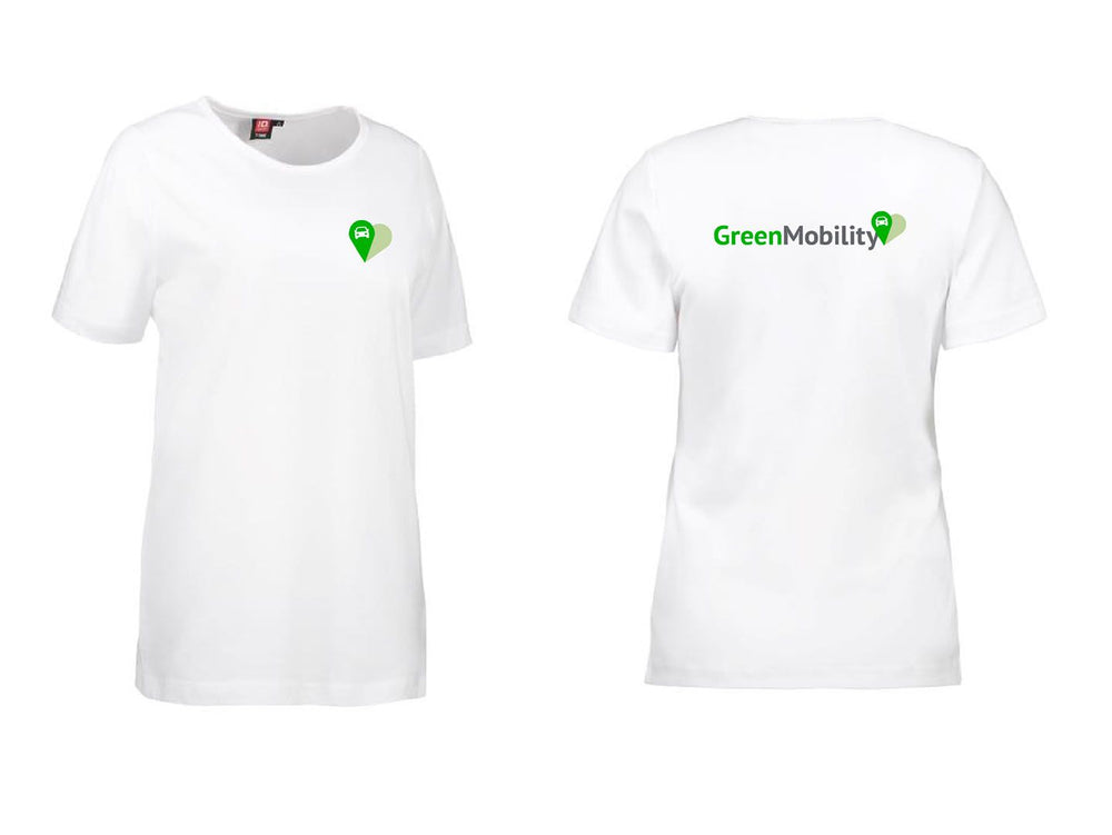 The White 'Green' T-shirt