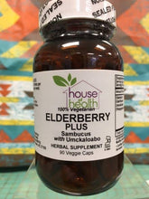 Load image into Gallery viewer, Elderberry Plus (capsules)