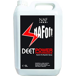 Naf Off Deet Power Refill 5ltr