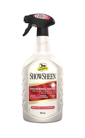 Absorbine Showsheen Hairpolish & Detangler 950ml