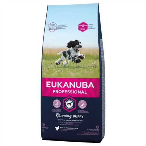 Eukanuba Growing Puppy Small Breed 2kg