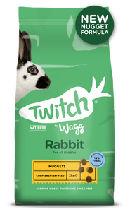 Twitch Rabbit Nuggets 10kg