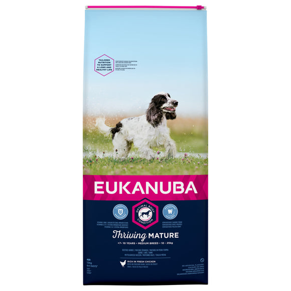 Eukanuba Thriving Mature Medium Breed 2kg