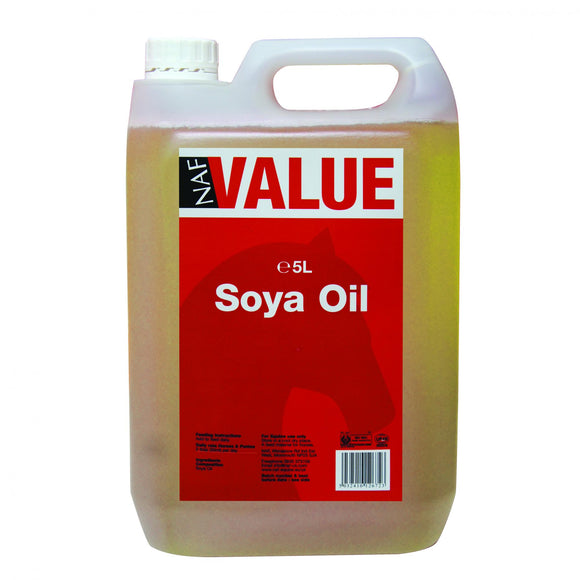 NAF Value Soya Oil 5ltr