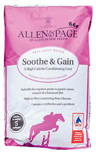 Allen & Page Soothe & Gain