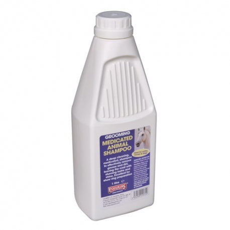Equimins Midicated Animal Shampoo 1ltr