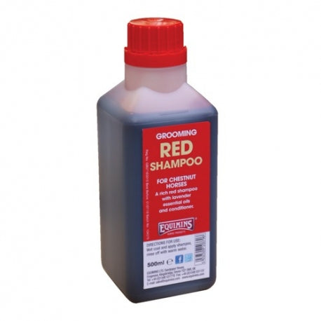 Equimins Red Shampoo 500ml