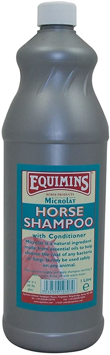 Equimins Red Shampoo 1ltr