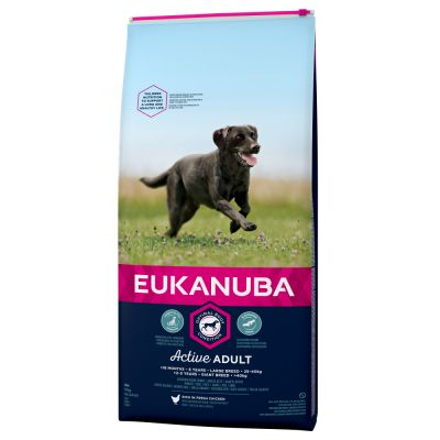 Eukanuba Active Adult Large Breed 2kg