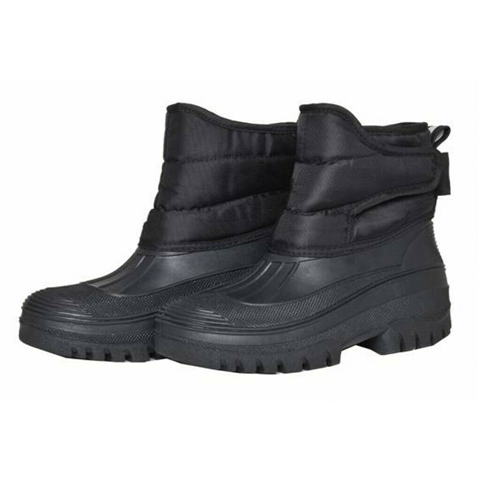 HKM Vancouver Thermo Stable Boot Black