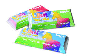 Likit Treat Bar Flavoured 90g