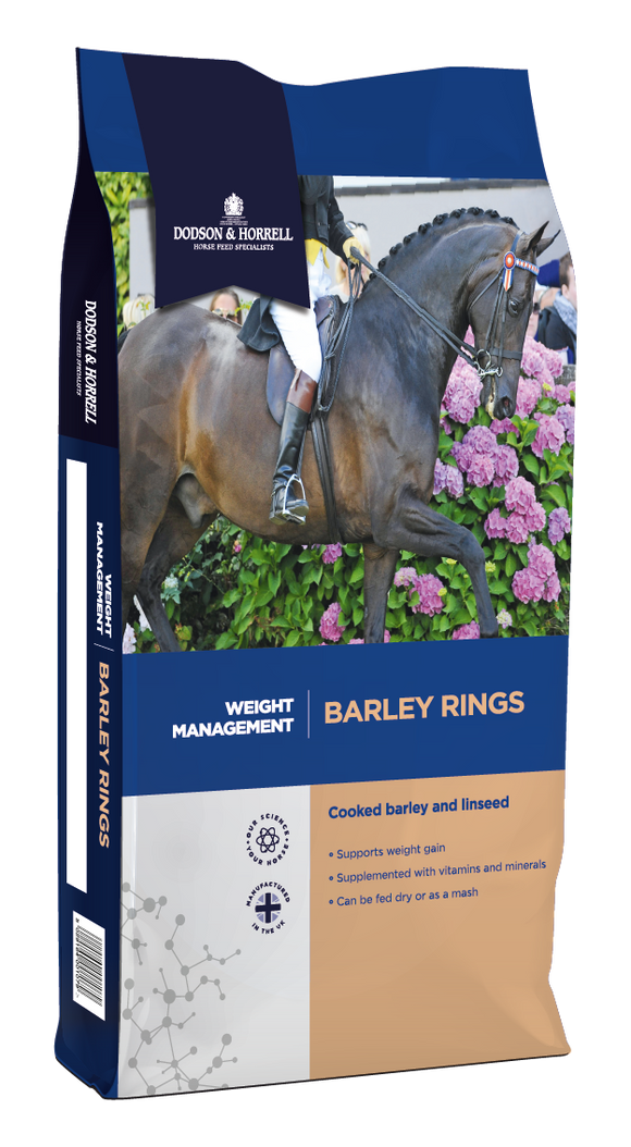 Dodson & Horrell Barley Rings